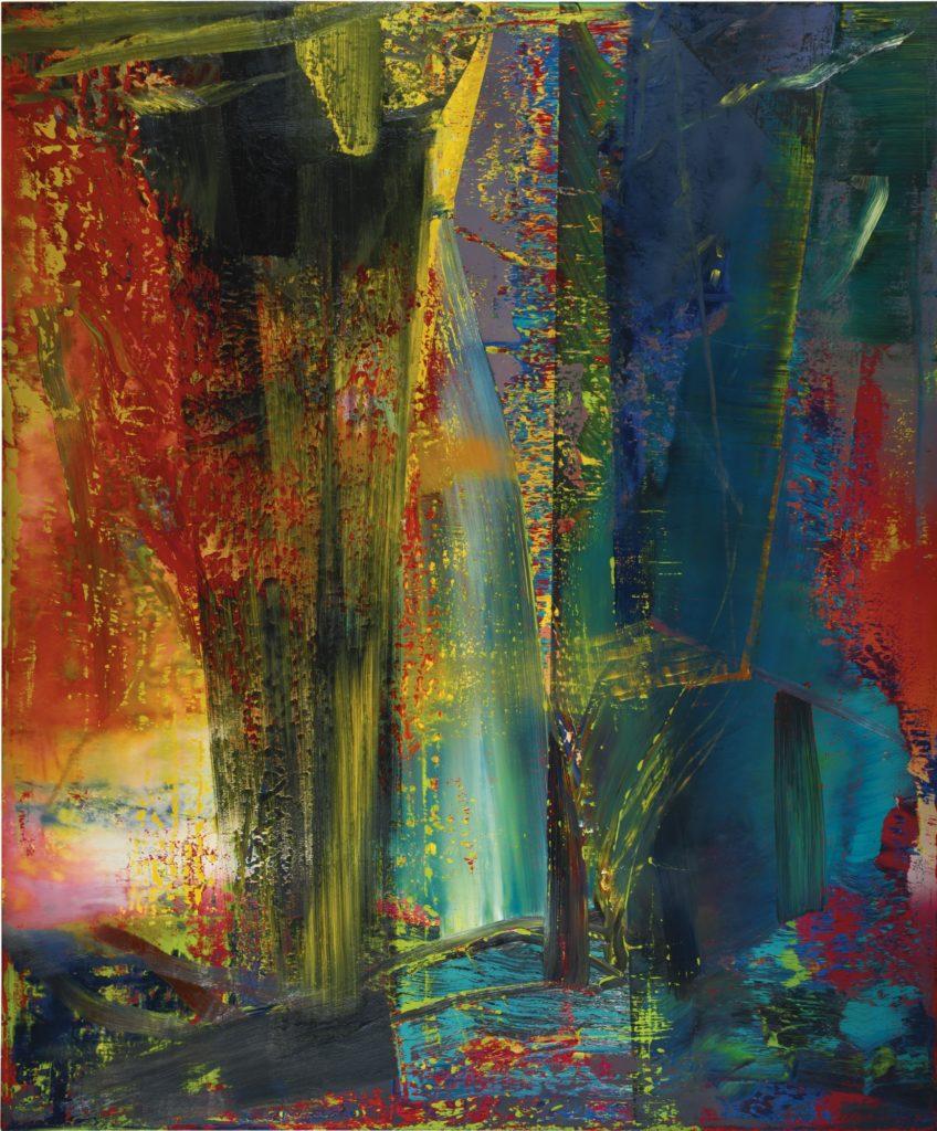 Gerhard Richter, Abstraktes Bild, 1986