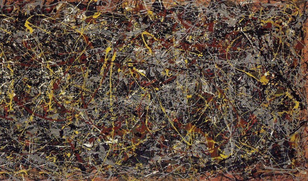 number-5 pollock