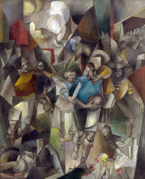 Albert_Gleizes,_1912-13,_Les_Joueurs_de_football_(Football_Players),_oil_on_canvas,_225.4_x_183_cm,_National_Gallery_of_Art