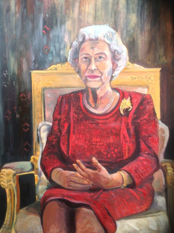 HMQ The Queen Study for Icon