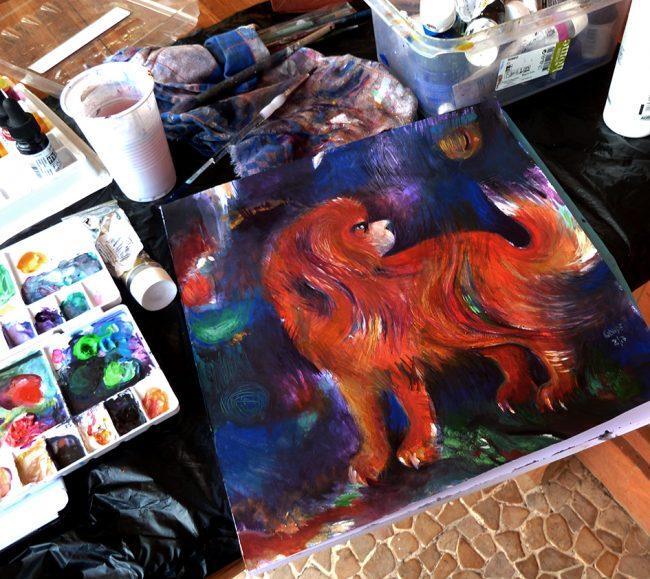 Tibet Dog 2017
