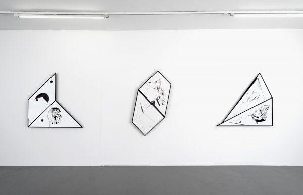 Nina-Annabelle-Maerkl_Torsionen_Exhibition view_Galerie MaxWeberSixFriedrich_Muenchen_2016_2