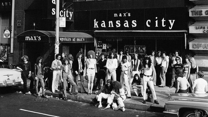 Max Kansas's city