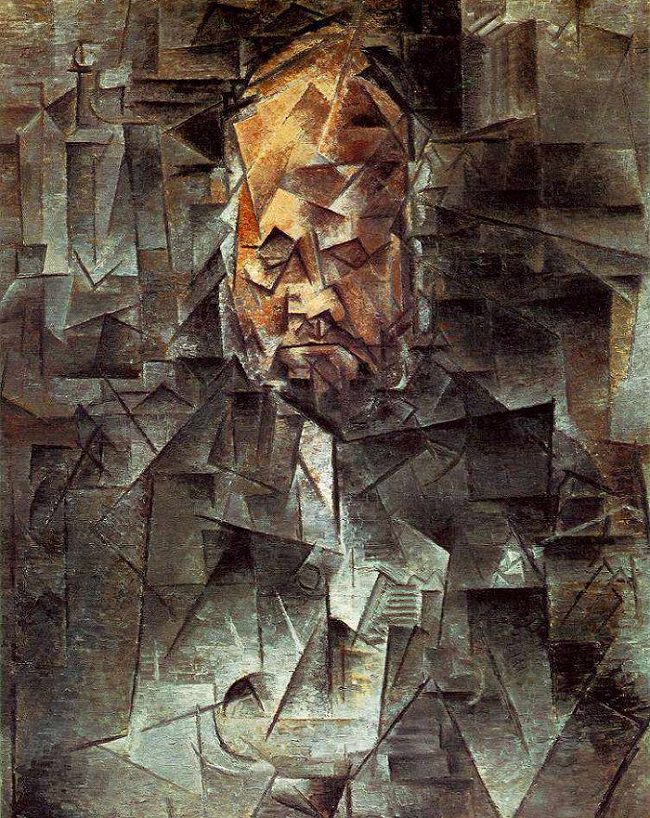 Picasso Ambroise Vollard