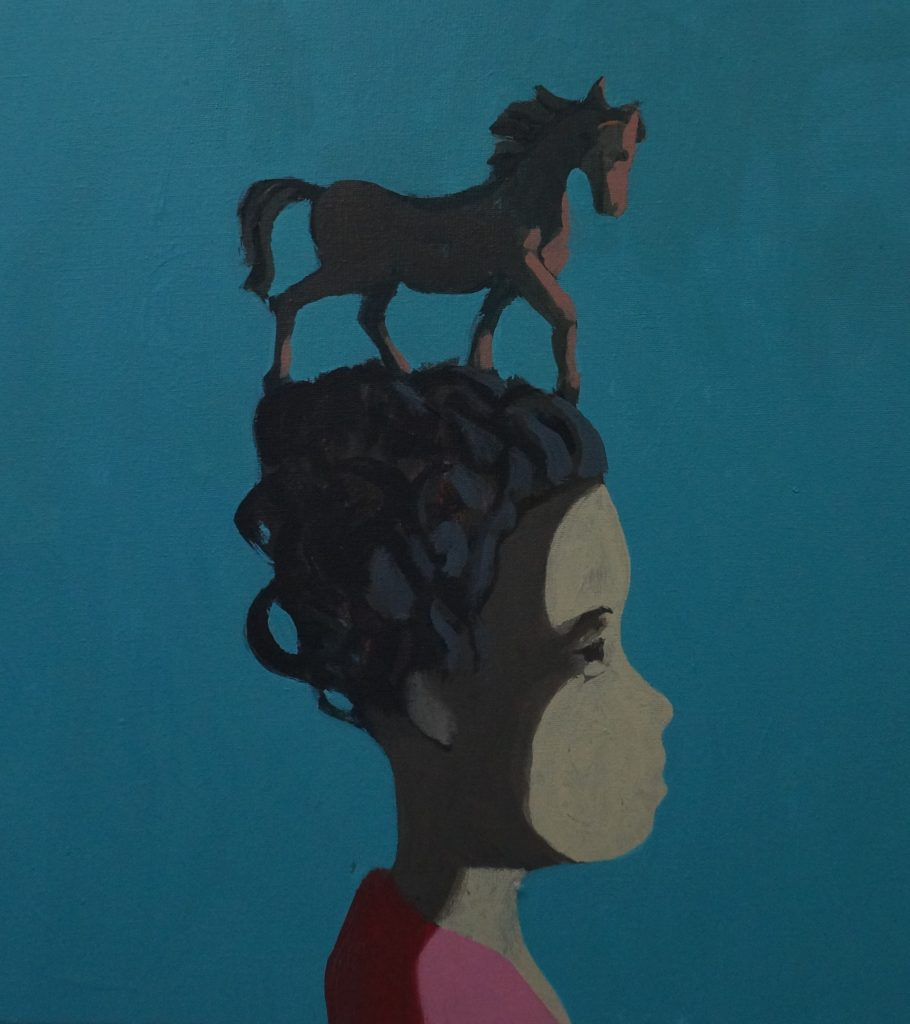 holly's horse