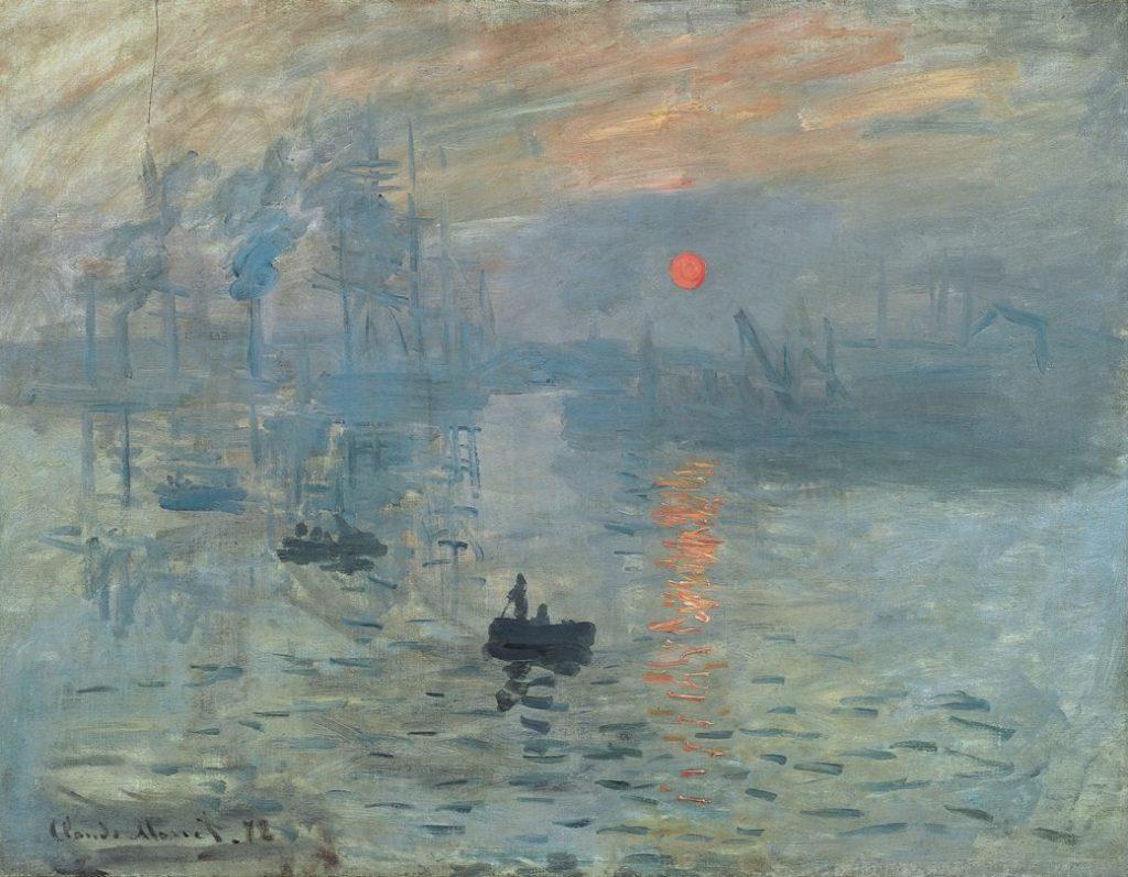 Impression Sonnenaufgang Von Claude Monet