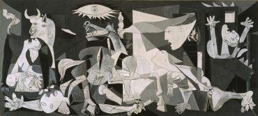 Pablo Picasso, Guernica, 1937 (Museo Nacional Centro de Arte Reina Sofía)