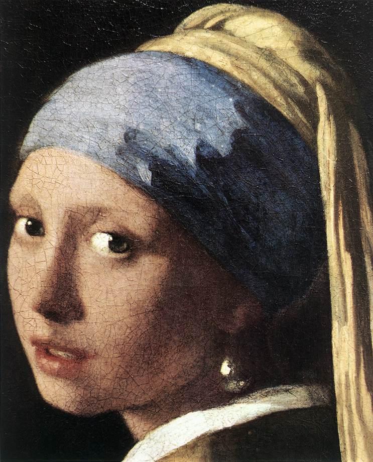 Die Mona Lisa des Nordens.
