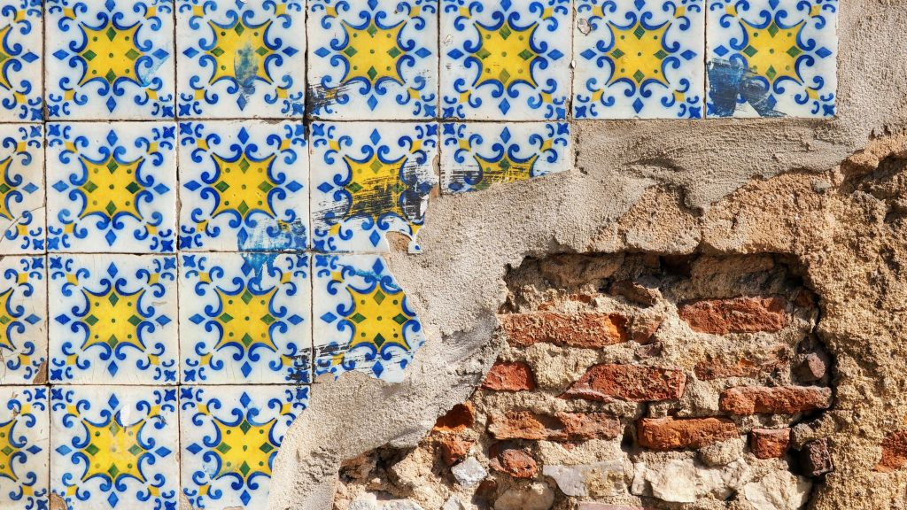 Portugal's iconic tiles