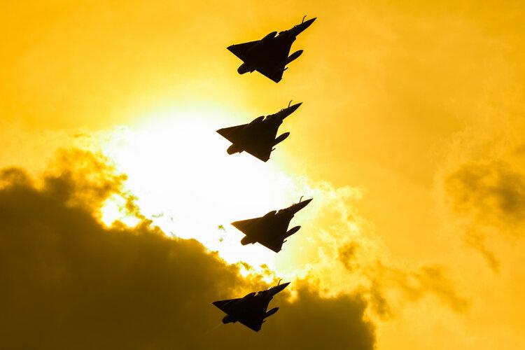 'Mirage 2000' by Jeremy Melloul on Singulart. Aviation in art.