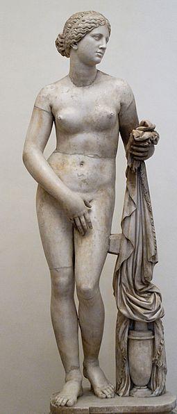 The Birth of Venus vs. The Aphrodite of Knidos