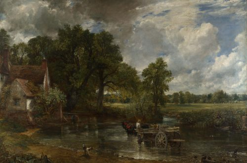 The Hay Wain, John Constable