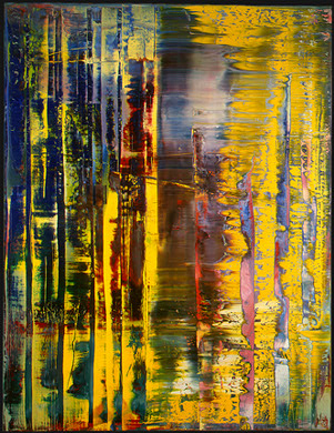 Gerhard Richter, Abstract Painting, 780-1, 1992
