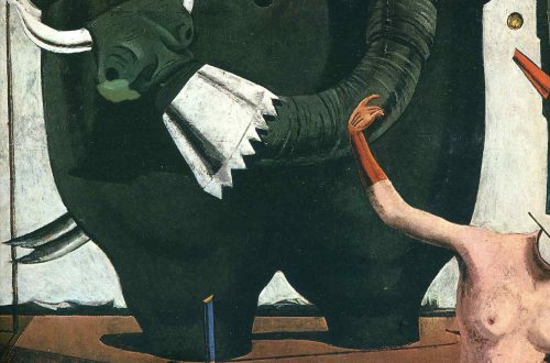 Max Ernst, The Elephant Celebes, 1921