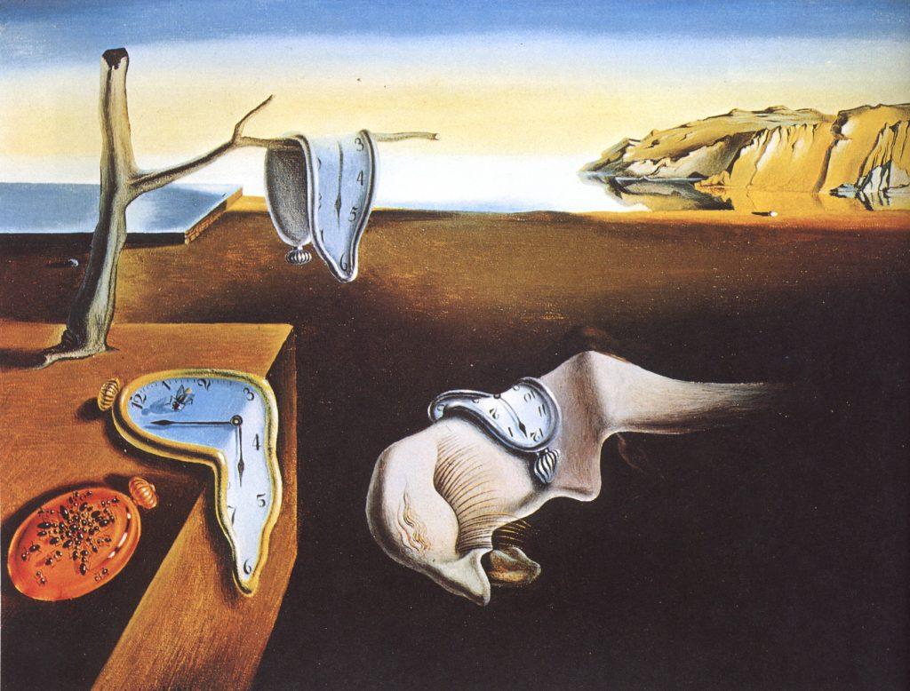 Salvador Dali, Die Beständigkeit der Erinnerung, 1931
