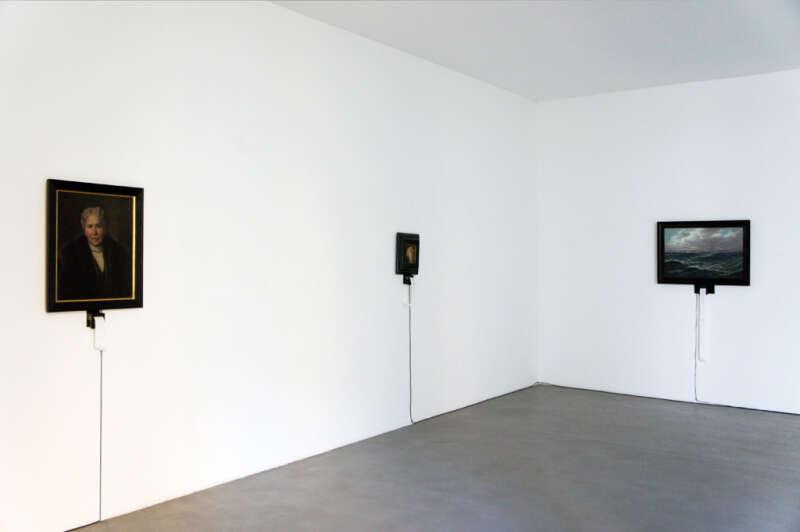 """Die interaktive Ausstellung """"The Value of Art"""" im Jahr 2010 von dem Künstlerduo Christa Sommerer und Lauren Mignonneau. Quelle: Laurent Mignonneau & Christa Sommerer"""