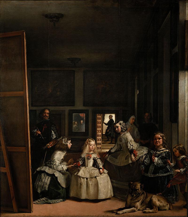 Diego Velázquez, Las Meninas, 1656
