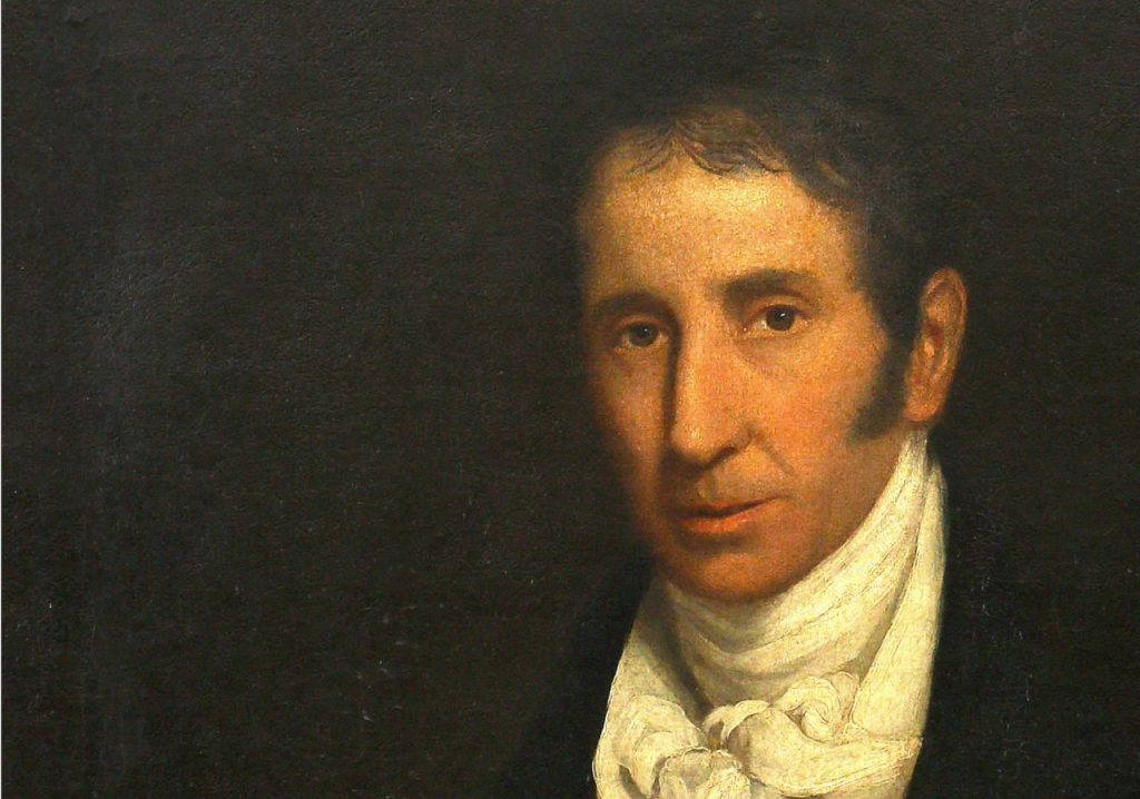 John Constable, author of the Cornfield