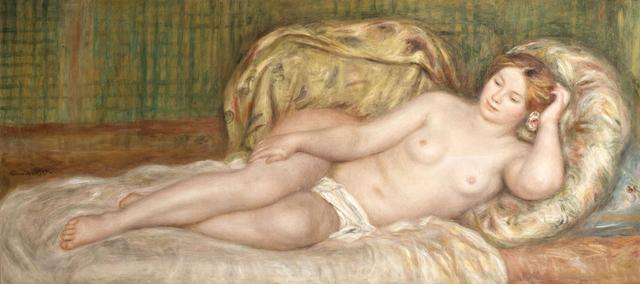 Pierre-Auguste Renoir, Large Nude, 1907