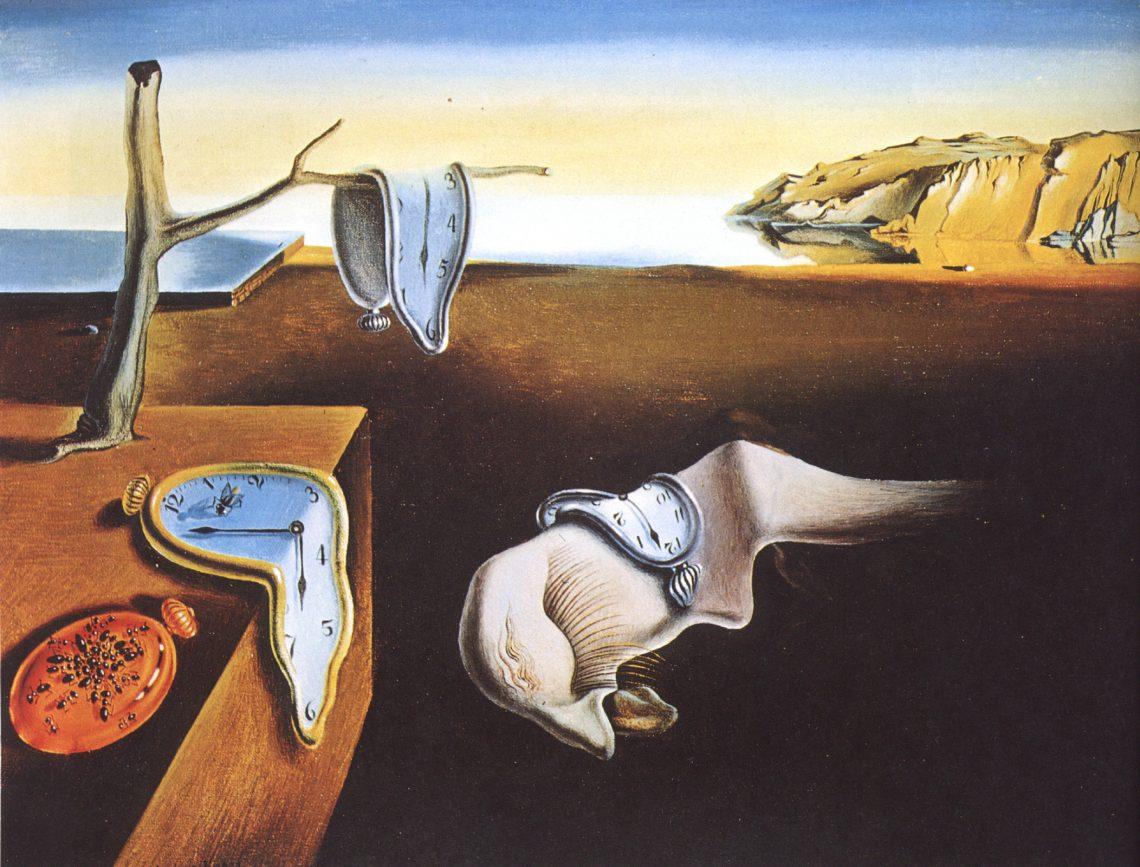 Die Beständigkeit Der Erinnerung Und Salvador Dalís Beitrag Zum Surrealismus