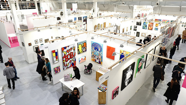 Affordable Art Fair Milan 2018