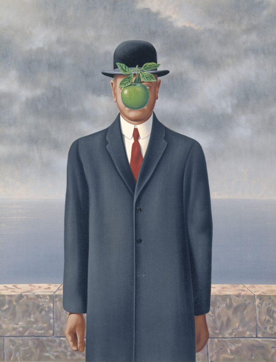 The Son of Man: Magritte's Famous Contribution to Surrealism