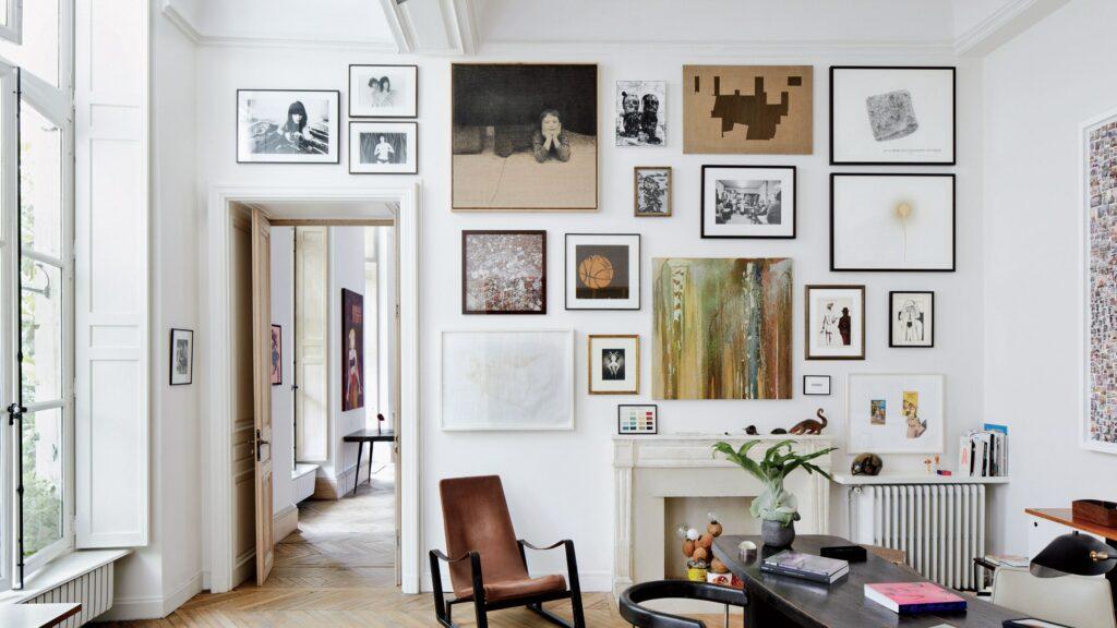 Original Gallery Wall