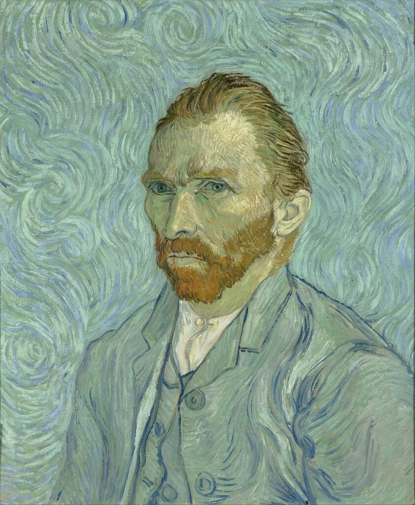 Vincent Van Gogh, Self Portrait (1889)