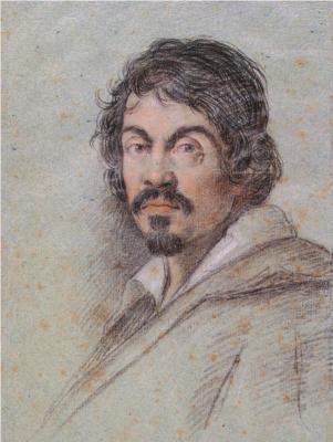 caravaggio portrait