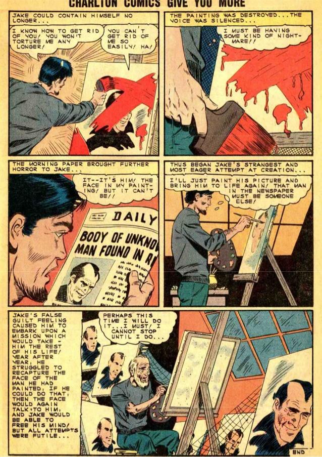 Strange Suspense Stories #72, October 1964, Charlton Comics