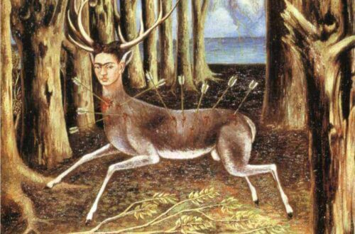 Frida Kahlo, The Wounded Deer (1946)