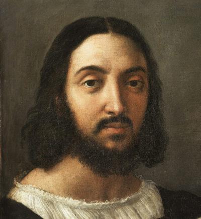 Raphael, Self Portrait (1518)