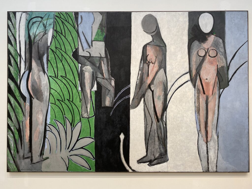 Henri Matisse, Bathers by a River (1909-1916)