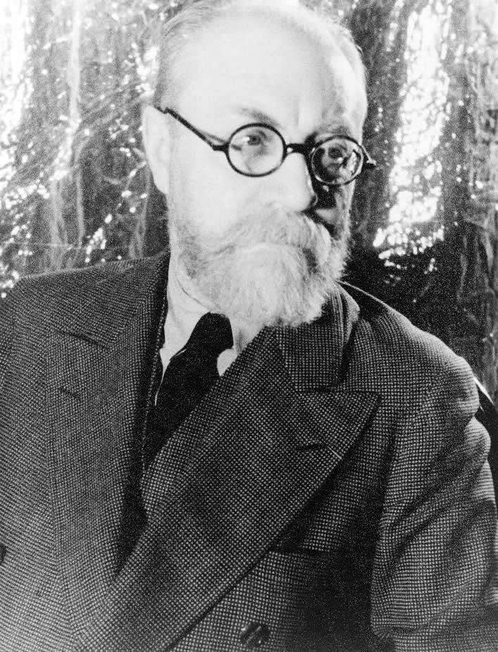 Henri Matisse, photographed by Carl van Vechten (1933)