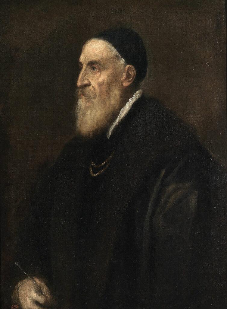 Titian, Self-Portrait (1567)