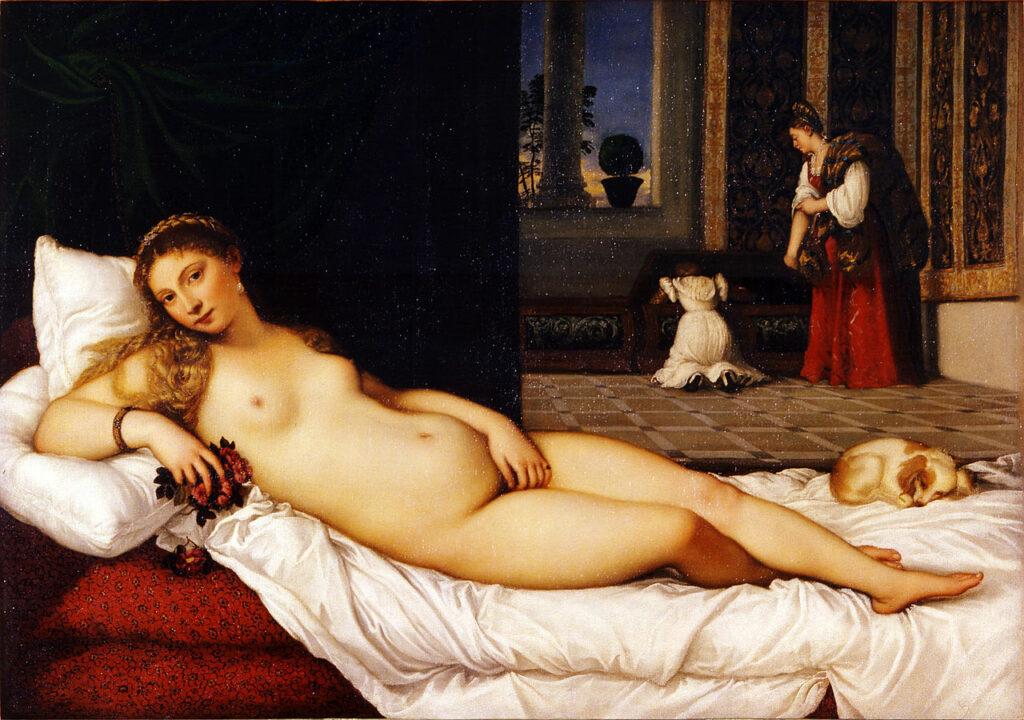 Titian, Venus of Urbino (1534)