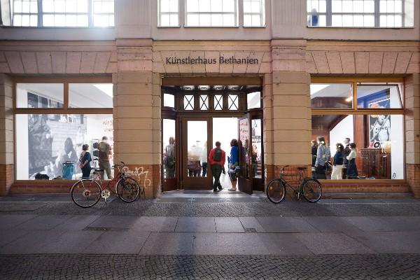 Künstlerhaus Bethanien Berlin