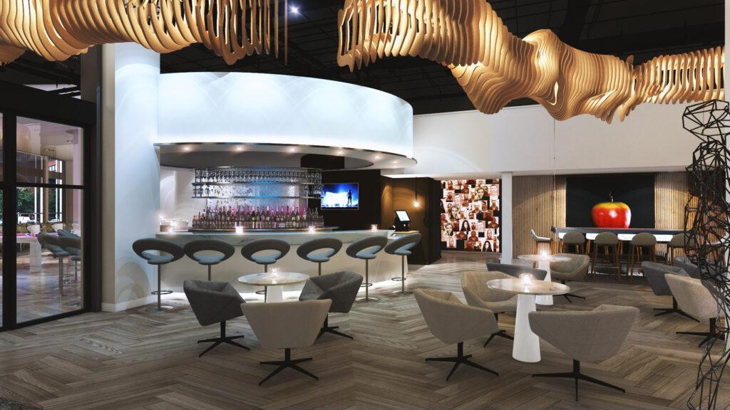 Hotel Zena Lobby