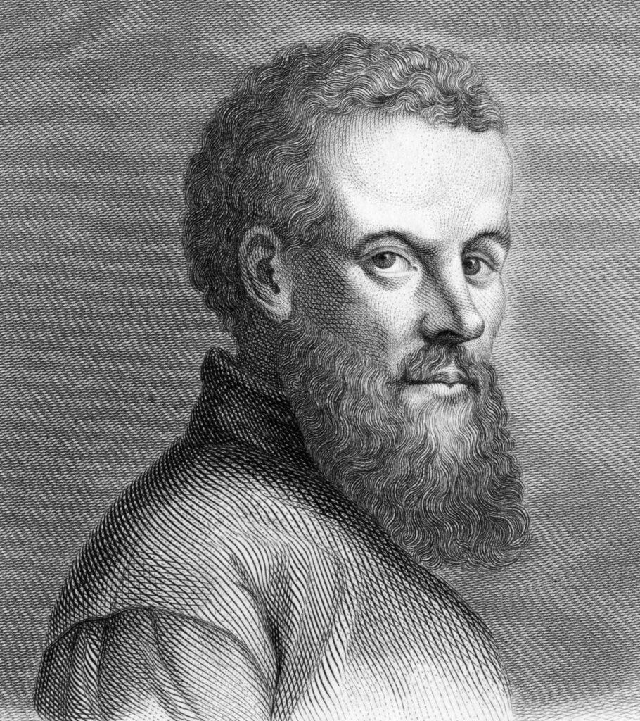 Portrait Vesalius