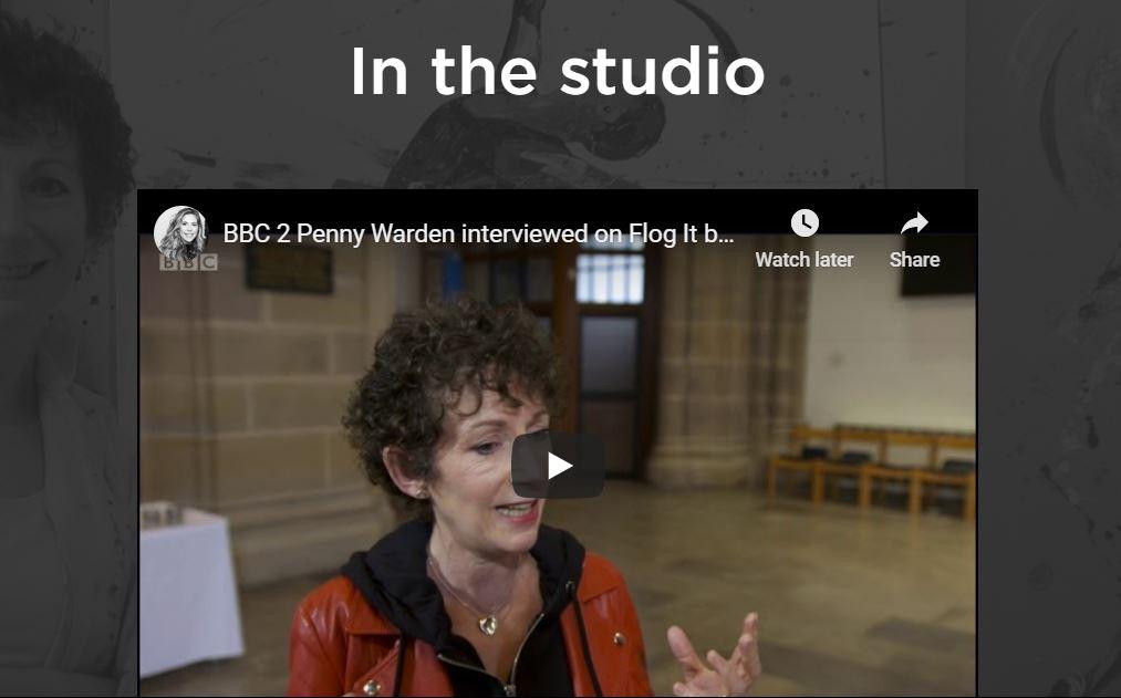 Penny Warden BBC