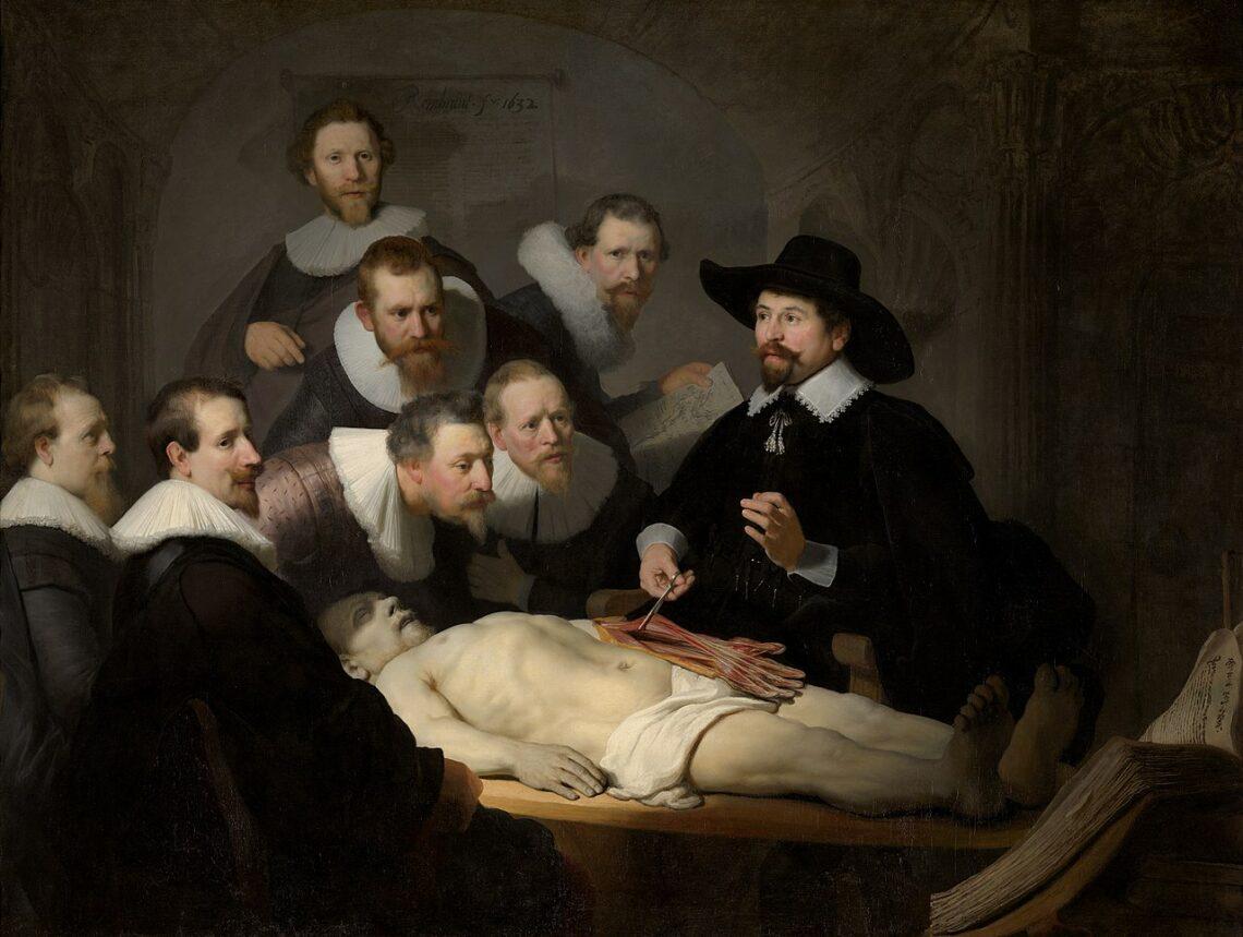Rembrandt art