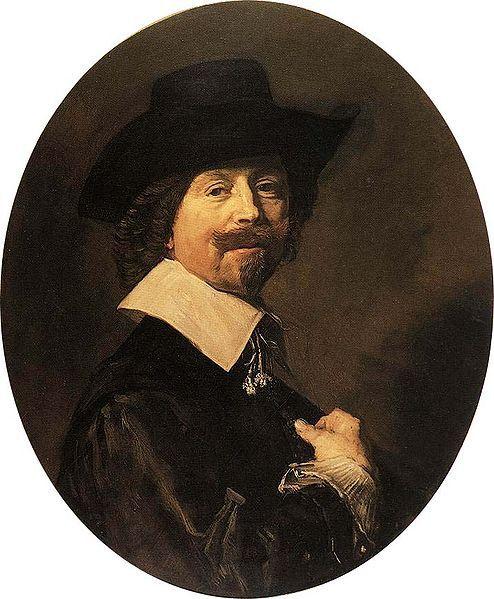 Dr Tulp portrait