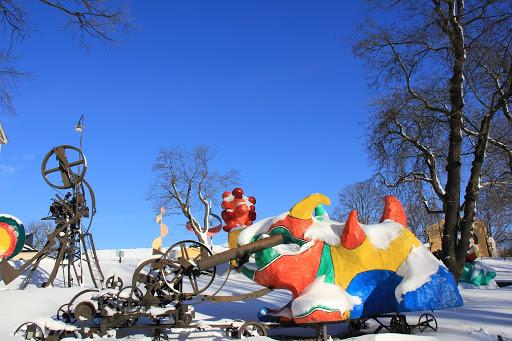 Niki de Saint Phalle - The Fantastic Paradise (1967) - Moderna Museet, Stockholm, Sweden