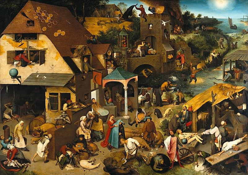 Pieter Brugel the Elder