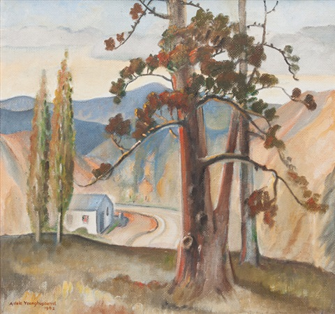 Adele Younghusband The New Zealand Artist That Typified Kiwi Resilience