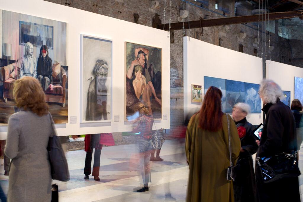 Finalisti alla mostra all'Arsenale di Venezia (2019), Valeriia Safiulina