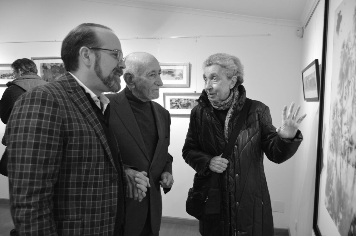 Carlos Cabral Nunes and his artists
