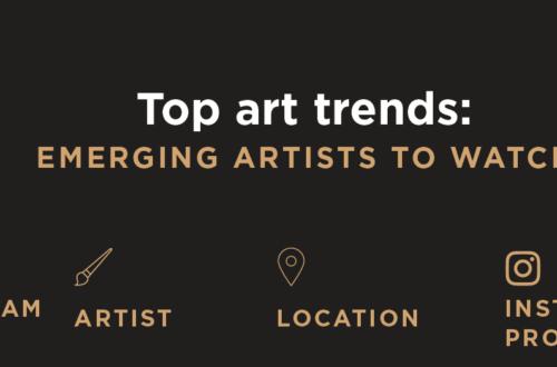 Top art trends on Instagram