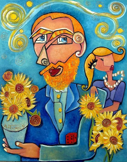 Van Gogh (2021), Anne-Marie Torrisi